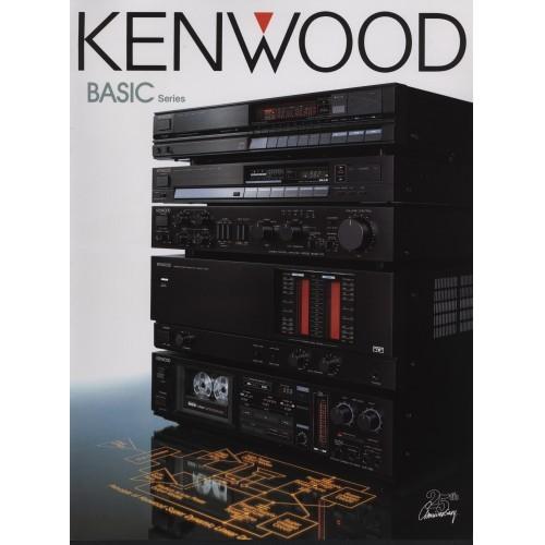 Kenwood - Basic Series  - 2 - Sales Brochure -