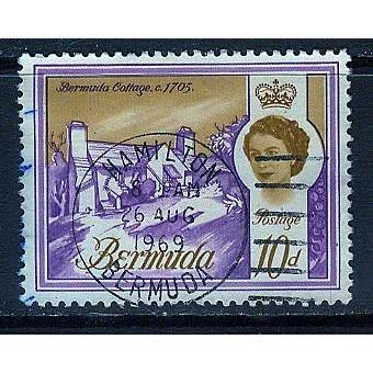 Bermuda (1962-65) Sc# 182A used; CV $1.25