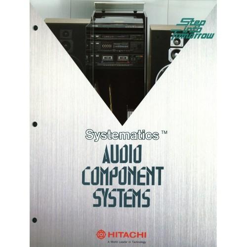 Hitachi - Systematics Systems - Sales Brochure