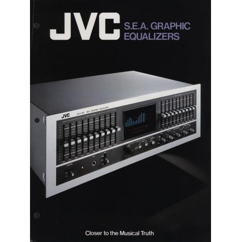 JVC - Equalizers  - Sales Brochure