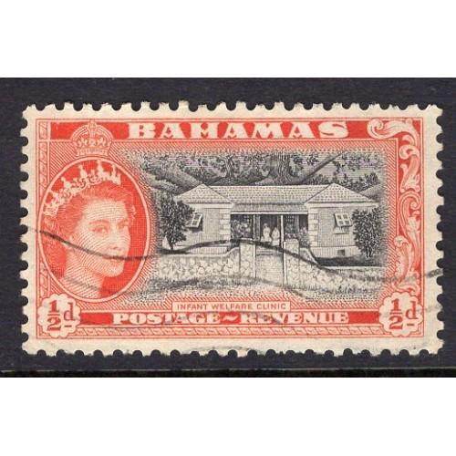 Bahamas (1954) Sc# 158 used; CV $1.90