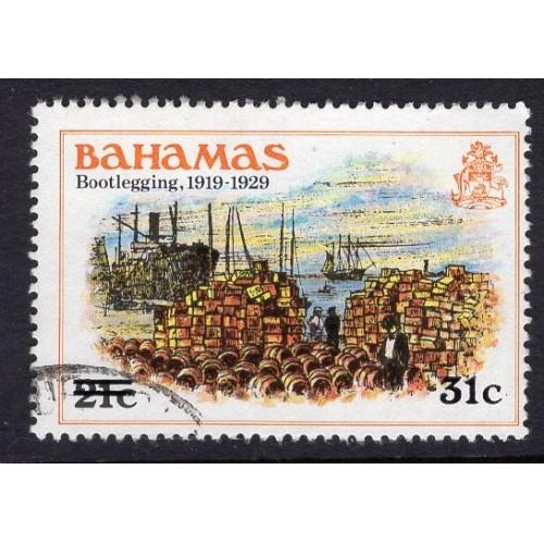 Bahamas (1983) Sc # 533 used; CV $0.70