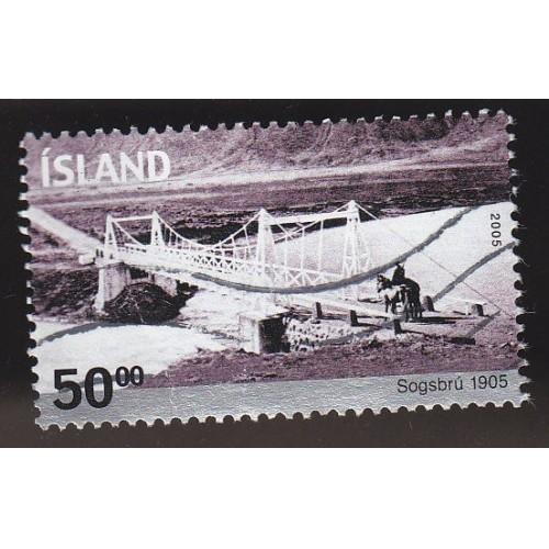 ICELAND 1047 Sogsbru CV = 1.75$