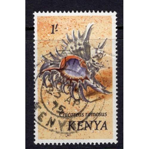 Kenya (1971) Sc# 45 (6) used; CV $0.35