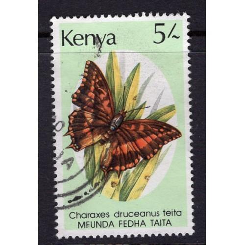 Kenya (1988-90) Sc# 436 (2) used; CV $0.70