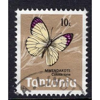 Tanzania (1973) Sc# 36 used; CV $0.35