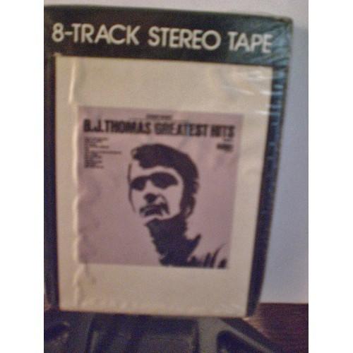 SEALED 8 TRACK: #225.. B. J. THOMAS - GREATEST HITS VOL. 1 / SCEPTER SPS 578 ..