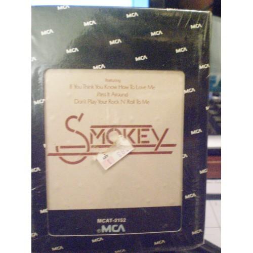 SEALED 8 TRACK: #168.. SMOKEY - SMOKEY / MCA 2152