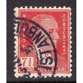Turkey (1931-42) Sc# 747 used