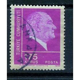 Turkey (1972-76) Sc# 1929 used; CV $0.35