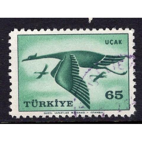 Turkey (1959) Sc# C32 used; CV $0.40