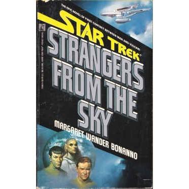 Star Trek Giant #2 STRANGERS FROM THE SKY
