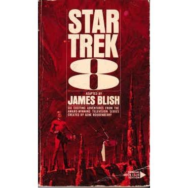 BLISH James STAR TREK  8 Special Edition