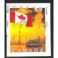Canada 2080 Flag: Toronto Ferry CV = 0.20$