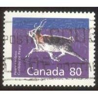 Canada 1180c Caribou Perf. 14 1/2 X 14 CV = 2$