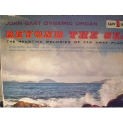 33 RPM: #780.. JOHN GART - BEYOND THE SEA / KAPP KS-3221 / VG+
