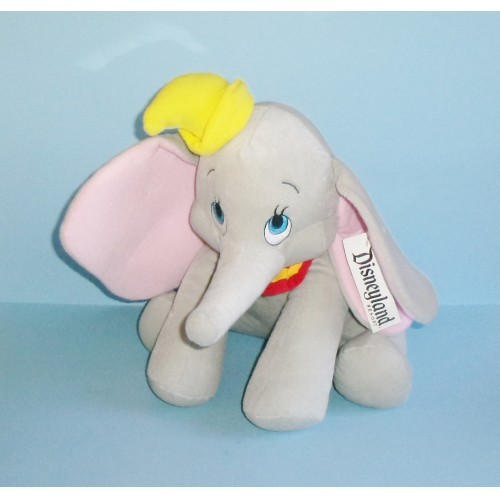 Disneyland Plush Dumbo The Flying Elephant 14 Inches With Tags