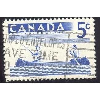 Canada 365 Outdoor: Canoeing CV = 0.20$