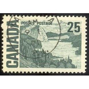 Canada 465 Solemn Land CV = 0.20$
