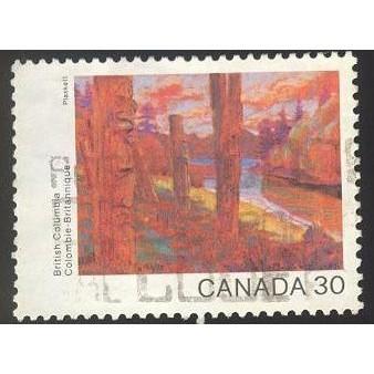 Canada 965 Canada Day: BC CV = 0.55$