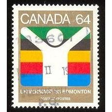 Canada 982 Universiade CV = 0.65$