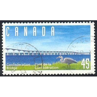 Canada 1646 Confederation Bridge CV = 0.25$