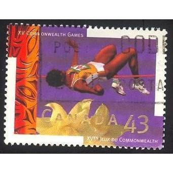 Canada 1520 Commonwealth Games: High Jump CV = 0.25$