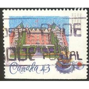 Canada 1467 Hotels: Empress CV = 0.30$