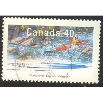 Canada 1318 Small Craft: Touring Kayak CV = 0.35$