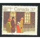 Canada 1005 Christmas 1983 Family CV = 0.40$