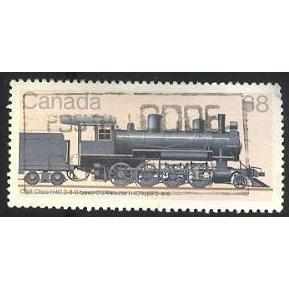 Canada 1074 Locomotives: H4D CV = 0.90$