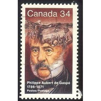 Canada 1090 Gaspe CV = 0.20$