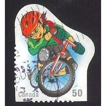 Canada 2121c Extreme Sports: Mountain Biking CV = 0.35$
