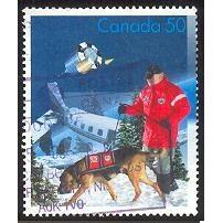 Canada 2111d Rescue Organisation: Ground Rescue CV = 0.35$