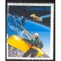 Canada 2111a Rescue Organisation: Alpine Rescue CV = 0.35$