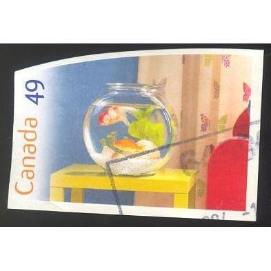 Canada 2057 Pets: Fish CV = 0.35$