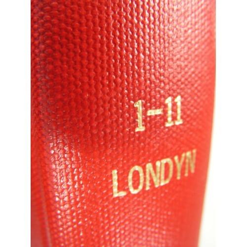 Oficyna Poetow. 1-11. Londyn 1966 do 1968. (Polish)