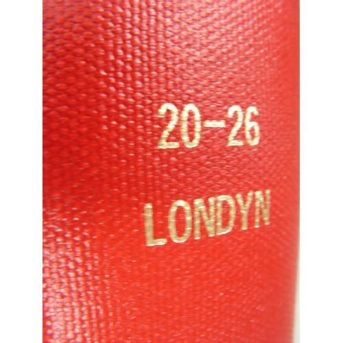 Oficyna Poetow. 20 do 26. Londyn 1971 do 1972. (Polish)