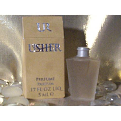 USHER Mini Eau De Parfum for Women (Dab-On) 0.17 oz. (5 ml.) New in Box