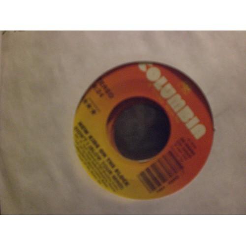 45 RPM: #7198.. NEW KIDS ON THE BLOCK - DIDN'T I & HANGIN' TOUGH / VG+
