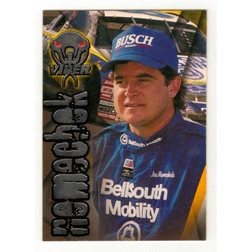 1996 Wheels Viper Joe Nemechek Auto Racing Card No. 60 – VF