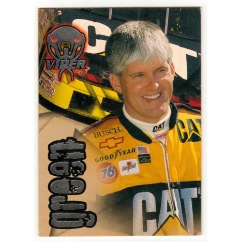 1996 Wheels Viper David Green Auto Racing Card No. 53 - VF