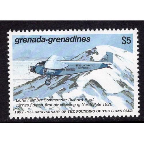 Grenada Grenadines (1992) Sc# 1495 MNH