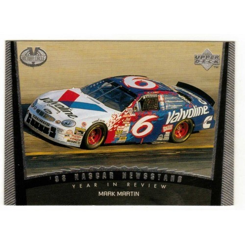 1999 Upper Deck Mark Martin Auto Racing Card No. 79 – VF