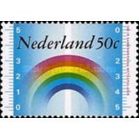 Netherlands Meteorological World 1973 mnh