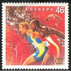 Canada 1801 Games: Track & Field CV = 0.30$
