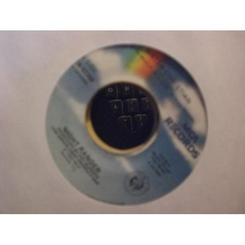 45 RPM: #7294.. NIGHT RANGER - SISTER CHRISTIAN & CHIPPIN' AWAY / VG/VG+ MCA 523