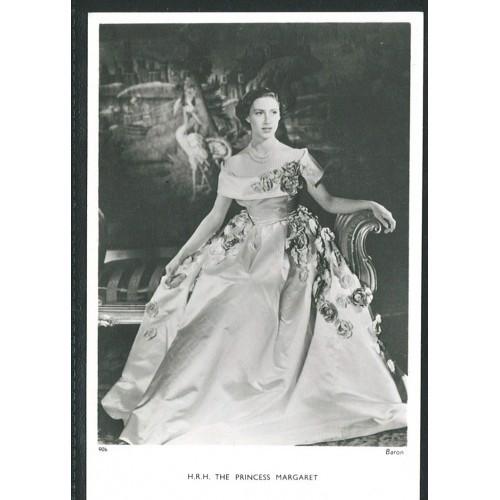 ENGLAND - Princess Margaret Rose ~gala dressed~