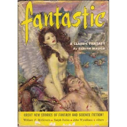FANTASTIC 1953/10 Matheson, Bixby, Miller Jr.