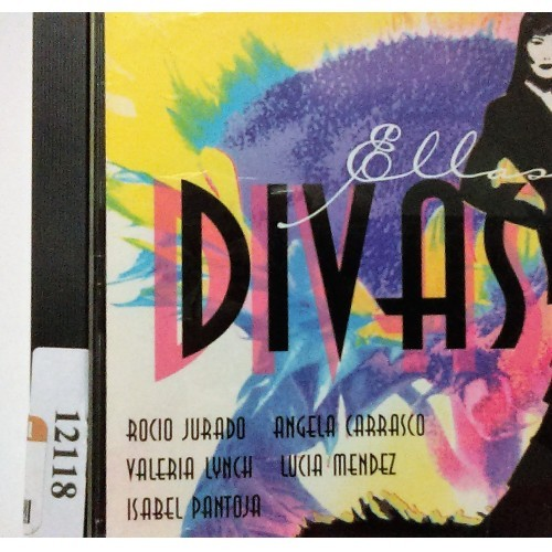 Ellas Divas Rocio Jurado / Angela Carrasco CD